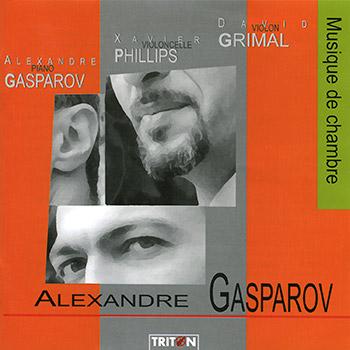 A. Gasparov : Musique de chambre