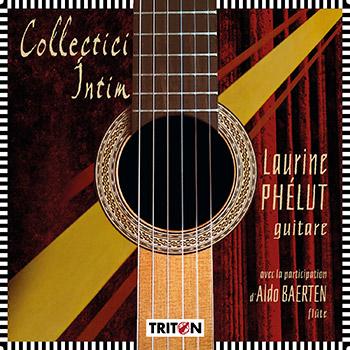 Collectici Intim - Œuvres pour guitare et flûte