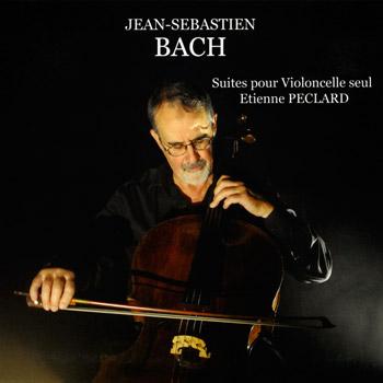 E. Péclard : Suites pour violoncelle seul