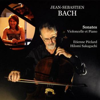 E. Péclard : Sonates pour violoncelle et piano