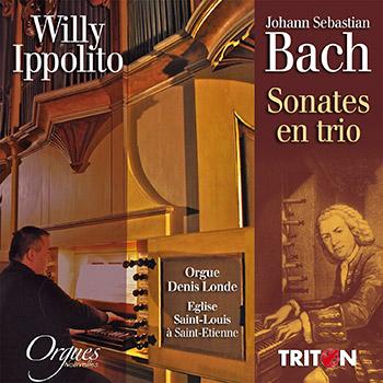 J. S. Bach : Les 6 sonates en trio (Egl. St-Louis de St-Etienne)