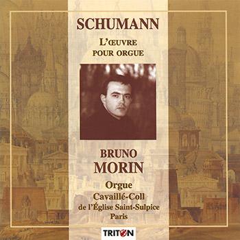 R. Schumann : L'œuvre pour orgue (Egl. St-Sulpice, Paris)